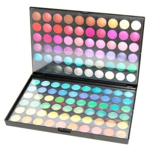 120 Colour Eye Shadow Palette Vivid