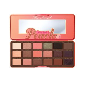 Too Faced 'Sweet Peach' eye shadow palette