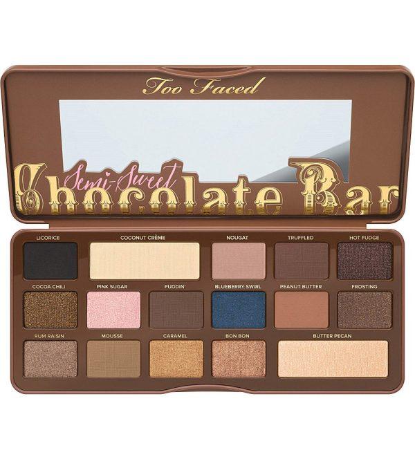 Too Faced 'Semi Sweet Chocolate Bar' eyeshadow
