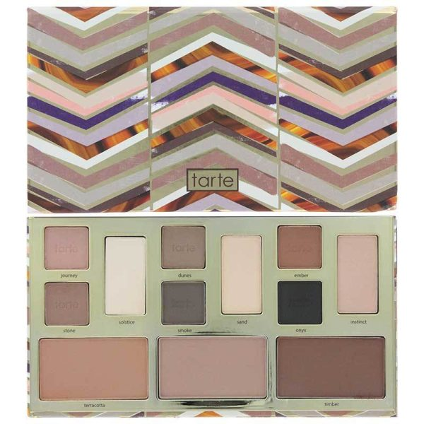 Tarte Cosmetics - Clay Play Eye & Cheek Palette Vol. I