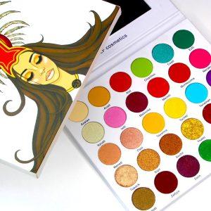 GLF- Princesa Azteca palette
