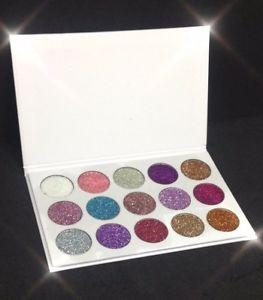 Glitter unicorn eye shadow palette
