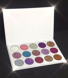 Glitter unicorn eye shadow palette