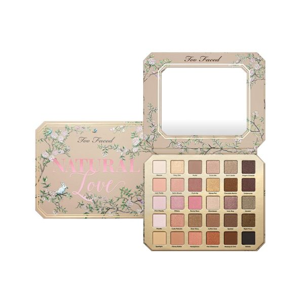 Too Faced 'Natural Love' Eye Shadow Palette 24g