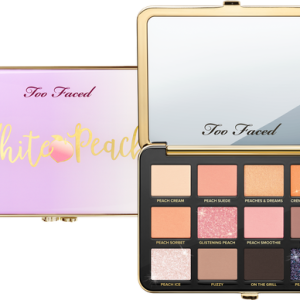 Too Faced 'White peach' eye shadow palette