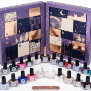 CIATE NAIL POLISH ADVENT CALENDAR MINI MANI MONTH