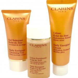 CLARINS HYDRATION & RADIANCE GIFT SET